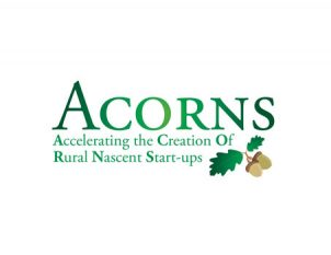 Acorns rural nascent start-ups