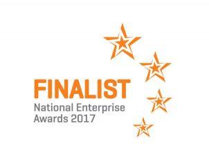 National Enterprise Awards 2017 Finalist