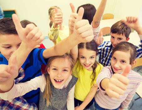 kids learn english in ireland
